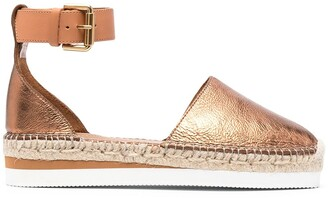 See by Chloe Flat Espadrille Sandals