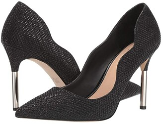 Badgley Mischka Riley (Black) Women's Shoes