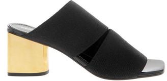 Proenza Schouler High-Heeled Black Sandal