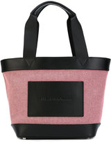 Alexander Wang canvas top bag - women - Leather/Canvas - One Size
