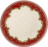 Villeroy & Boch Winter Bakery Delight Porcelain Cake Plate