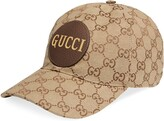 Thumbnail for your product : Gucci GG canvas baseball hat