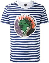 Burberry graphic print T-shirt - men - Cotton - M