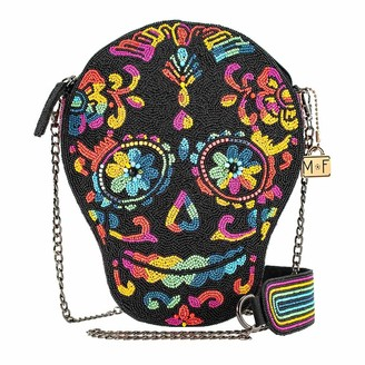 Mary Frances Women's Out of My Mind Crossbody