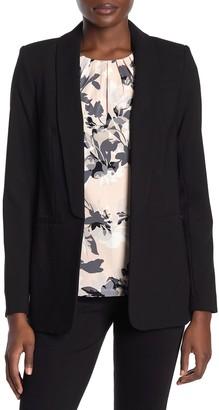 Calvin Klein Open Front Blazer Jacket