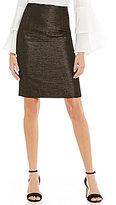 Antonio Melani Toby Texture Twill Skirt