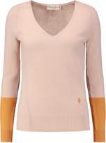 Emilio Pucci Two-tone cashmere sweater