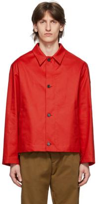 MACKINTOSH Red Oban Jacket