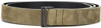 Haider Ackermann D-ring belt