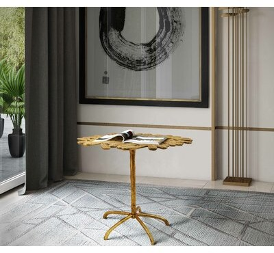 Thumbnail for your product : World Menagerie Wyton End Table