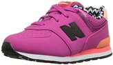 New Balance KL574 Acrylic Classic Running Shoe (Infant/Toddler)