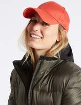 Marks and Spencer Satin Baseball Cap