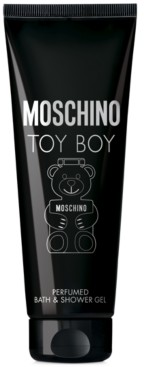 Moschino Men's Toy Boy Bath & Shower Gel, 8.4-oz.