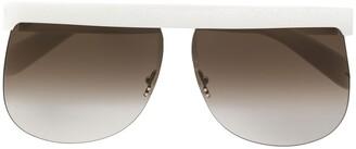 Courrèges Eyewear Aviator Sunglasses