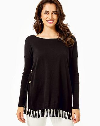 Lilly Pulitzer Ramona Fringe Sweater