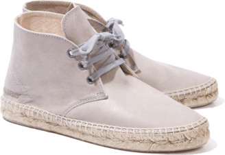Solillas - Granito Espadrille Boot - 40 - Grey