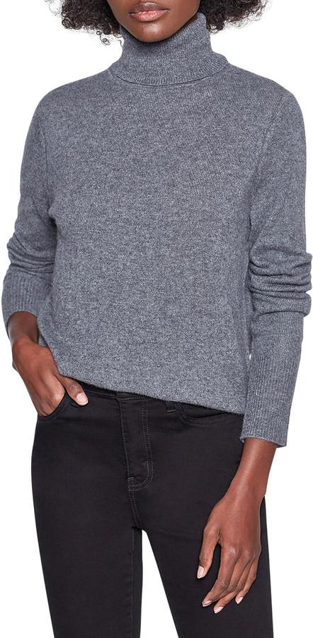 Equipment Delafine Cashmere Turtleneck Sweater