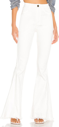 Show Me Your Mumu Berkeley Zip Up Bell Pants. - size 24 (also