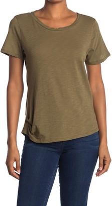 Bobeau Knit T-Shirt