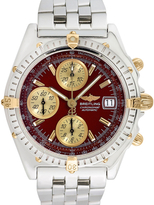 Breitling Vintage Chronomat Vitesse Stainless Steel & 18K Yellow Gold Watch, 40mm