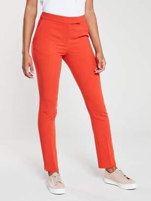 Very Tapered Leg Trouser - Orange