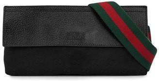 Gucci Pre-Owned Web strap shoulder bag