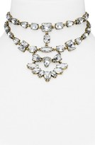 BaubleBar Women's Reina Bib Necklace
