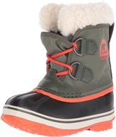 Sorel Yoot Pac Nylon Waterproof Insulated Winter Boot