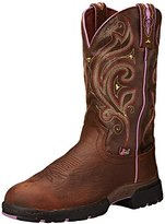 Justin Boots Women's George Strait Collection Riding Boot