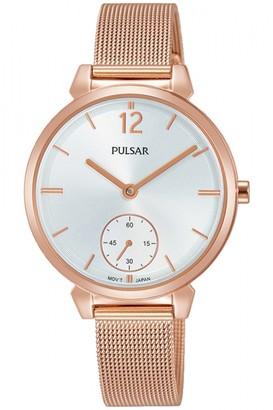 Pulsar Ladies Dress Mesh Watch PN4054X1