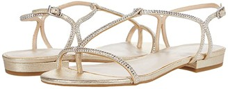 Pelle Moda Barber (Platinum Gold) Women's Shoes