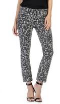 Paige Women's Rosie Hw X Poppy Slim Crop Flare Jeans
