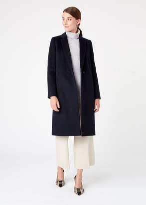 Hobbs Thea Wool Blend Coat
