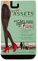 Assets by SPANX ASSETS® by Spanx® Brand Women's Reversible Tights - 1602 Black/Brown