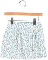 Chloé Girls' Printed Gathered Skirt w/ Tags