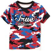 True Religion Little Boys 2T-7 Camouflage-Print Short-Sleeve Tee