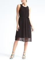 Banana Republic Knit Overlay Dress