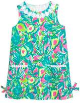 Lilly Pulitzer R) Little Lilly Shift Dress