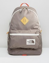 The North Face Berkeley Backpack In Grey