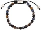 Nialaya Jewelry contrast beaded bracelet