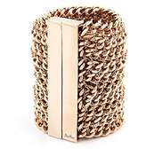 Bex Rox 24ct Rose Gold Pated Bella Cuff of 19cm