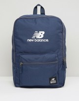 New Balance Booker Backpack In Blue