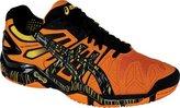 Asics Gel Resolution 5 Men's Tennis Shoes Flash Orange/Black/Sun [Apparel]