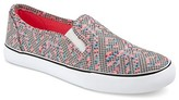 Mossimo Women's Loretta Patterned Canvas Sneakers