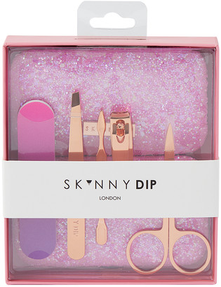 Skinnydip Lilac Manicure Set