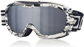 Dirty Dog Scope Sunglasses Black / White Scope 90mm