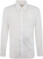 Prada Classic Buttoned Long-sleeved Shirt
