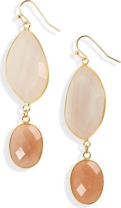Panacea Stone Drop Earrings