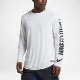Nike Dry Player Men's Long Sleeve Football Top