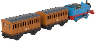 Thomas & Friends Large Motorised Engine - Thomas with Annie and Clarabel